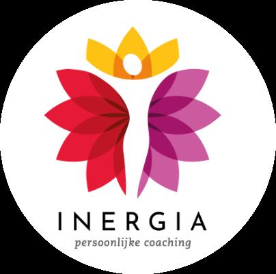 logo Inergia - persoonlijke coaching Hoogstraten